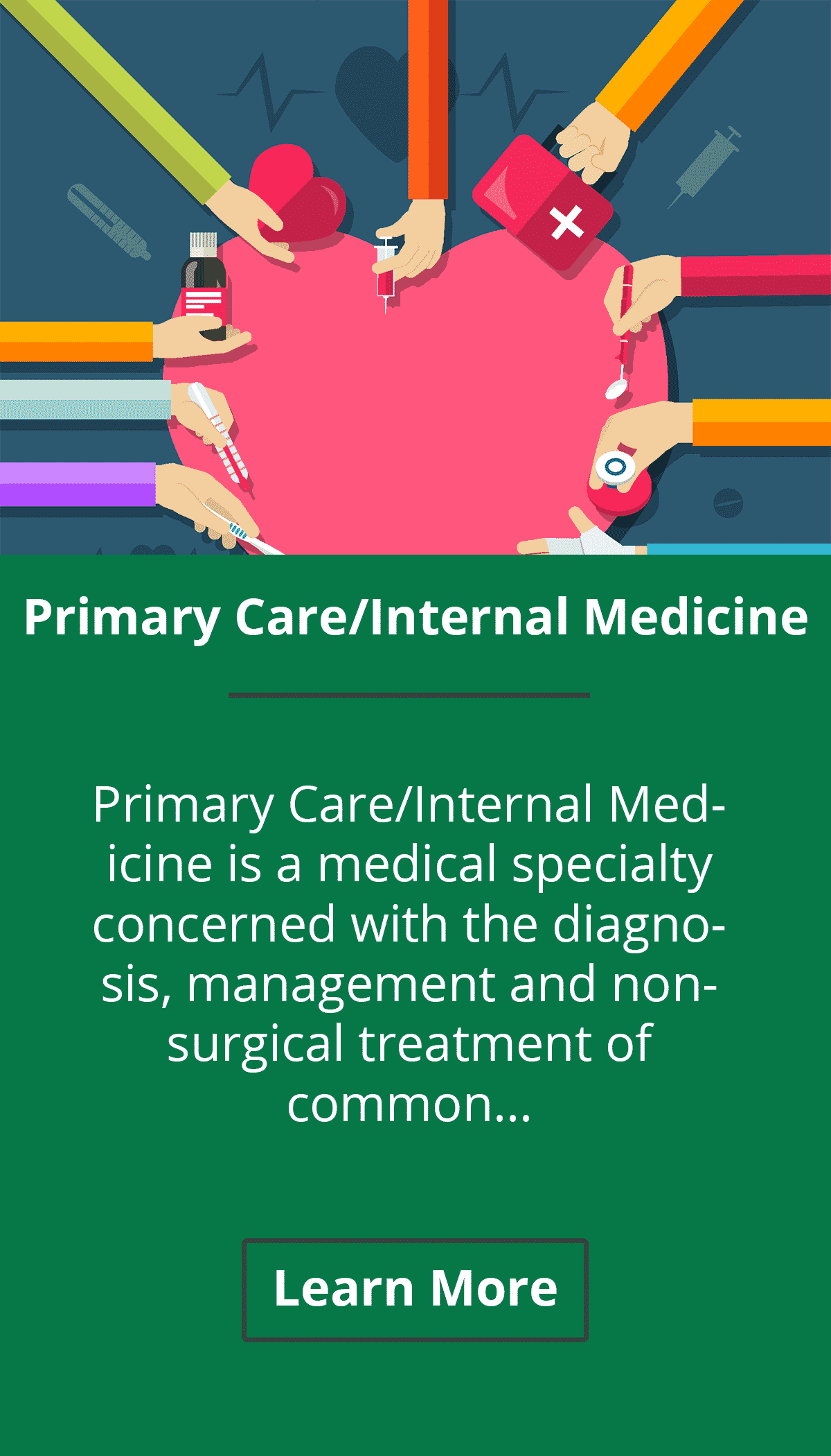 What is a primary care doctor-6280